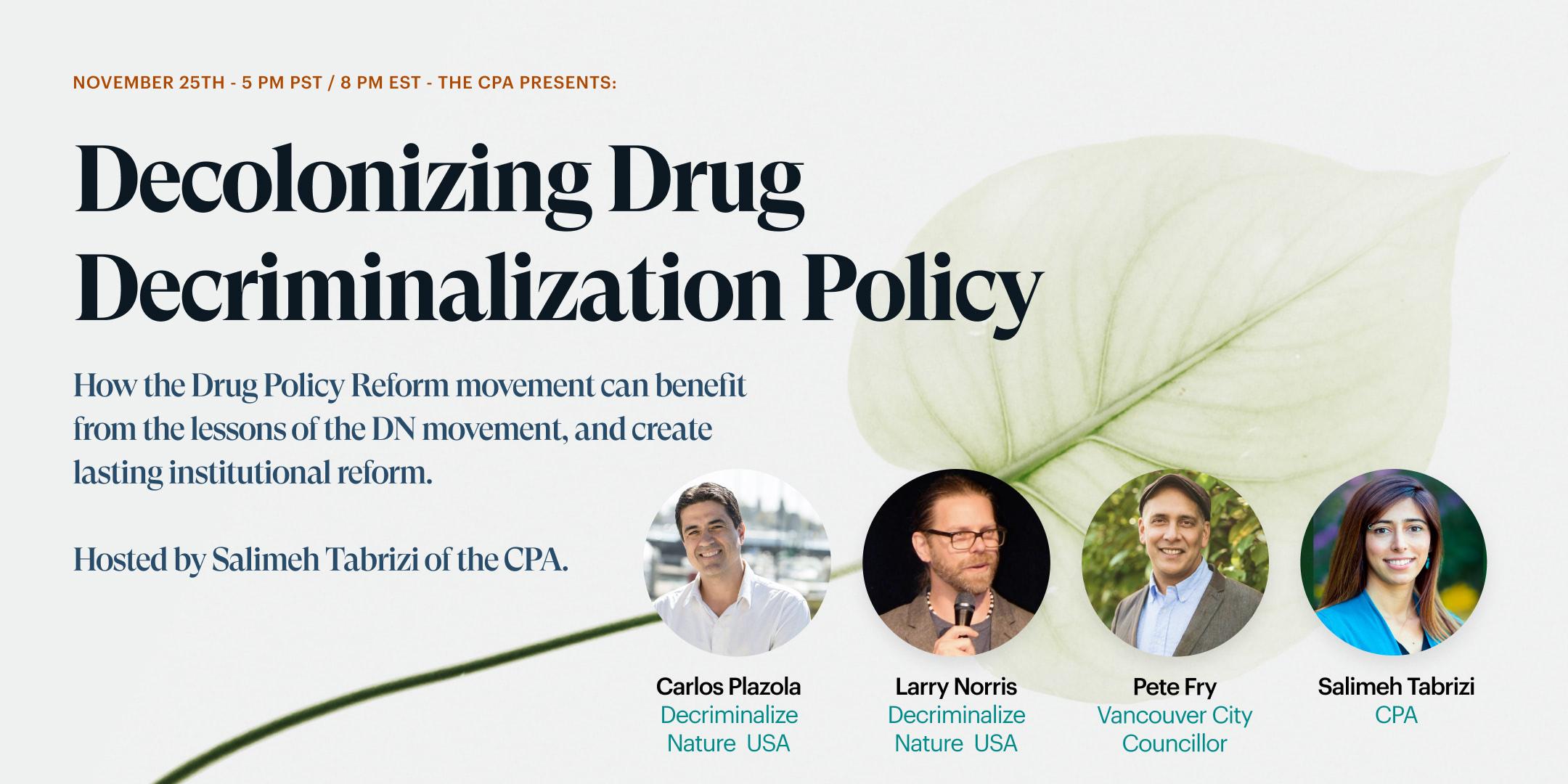 War on drugs webinarultivation