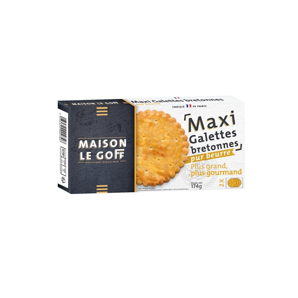 Maxi Galettes bretonnes