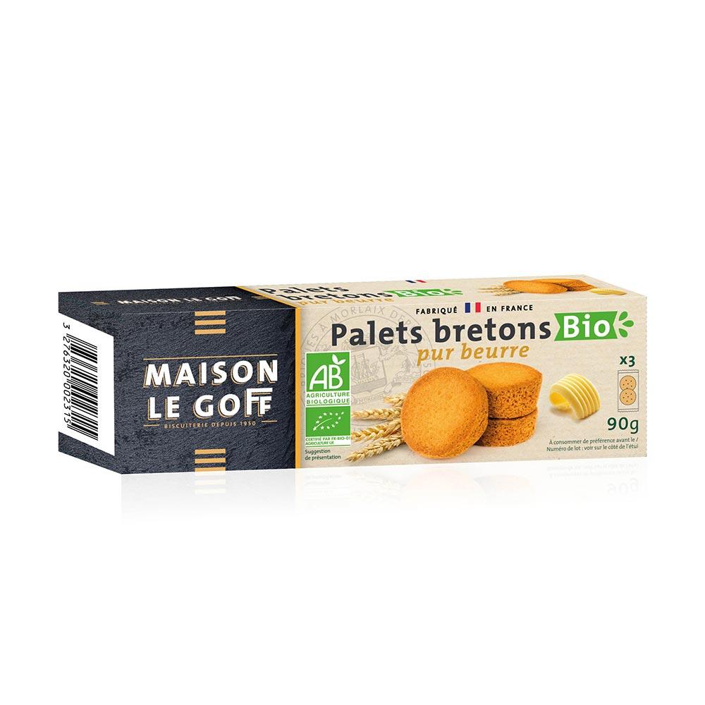Palets pur beurre BIO