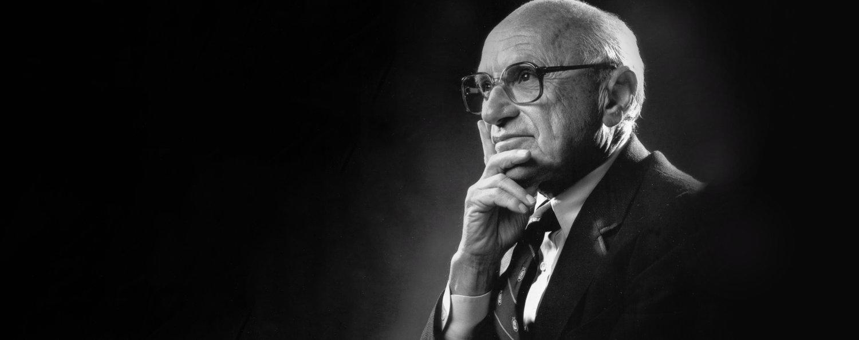 Foto de perfil Milton Friedman