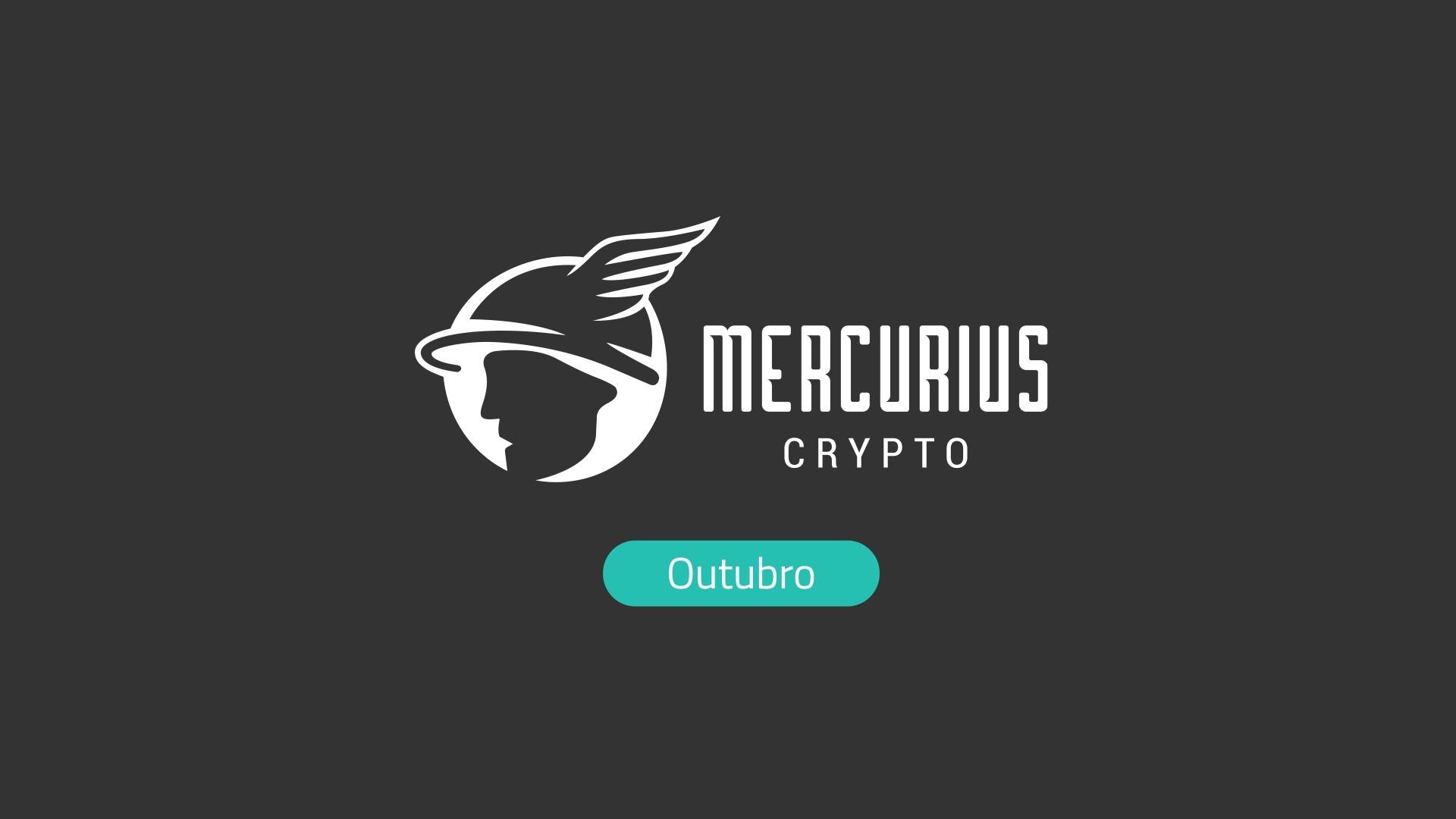 A Evolução do Bitcoin: Report de Outubro da Mercurius Crypto