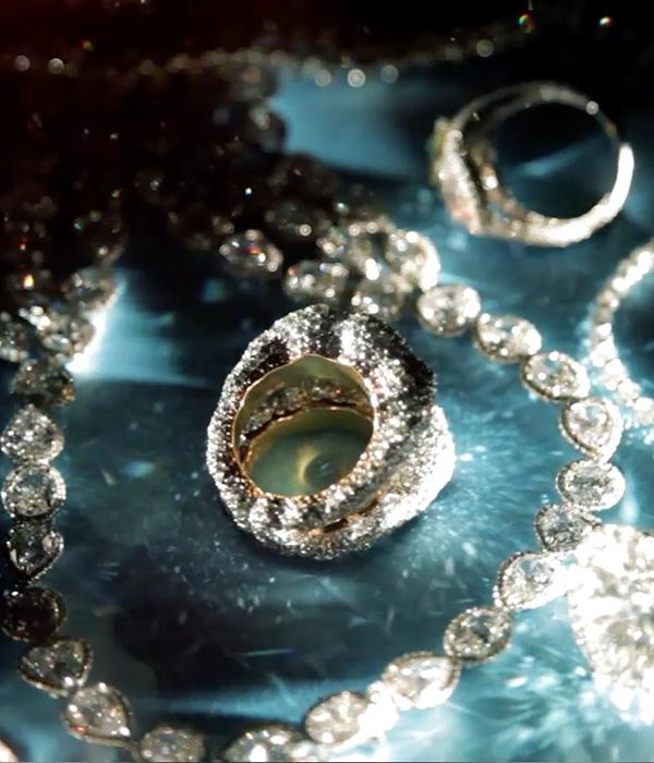 Jewellery commercial snapshot