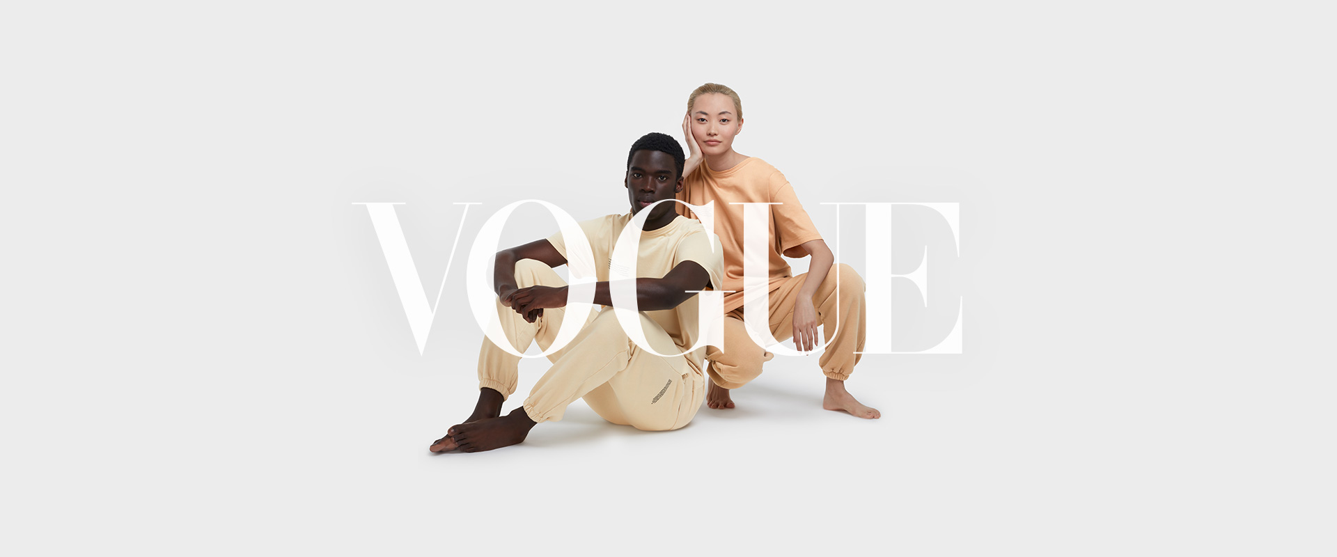 Pangaia in Vogue Online