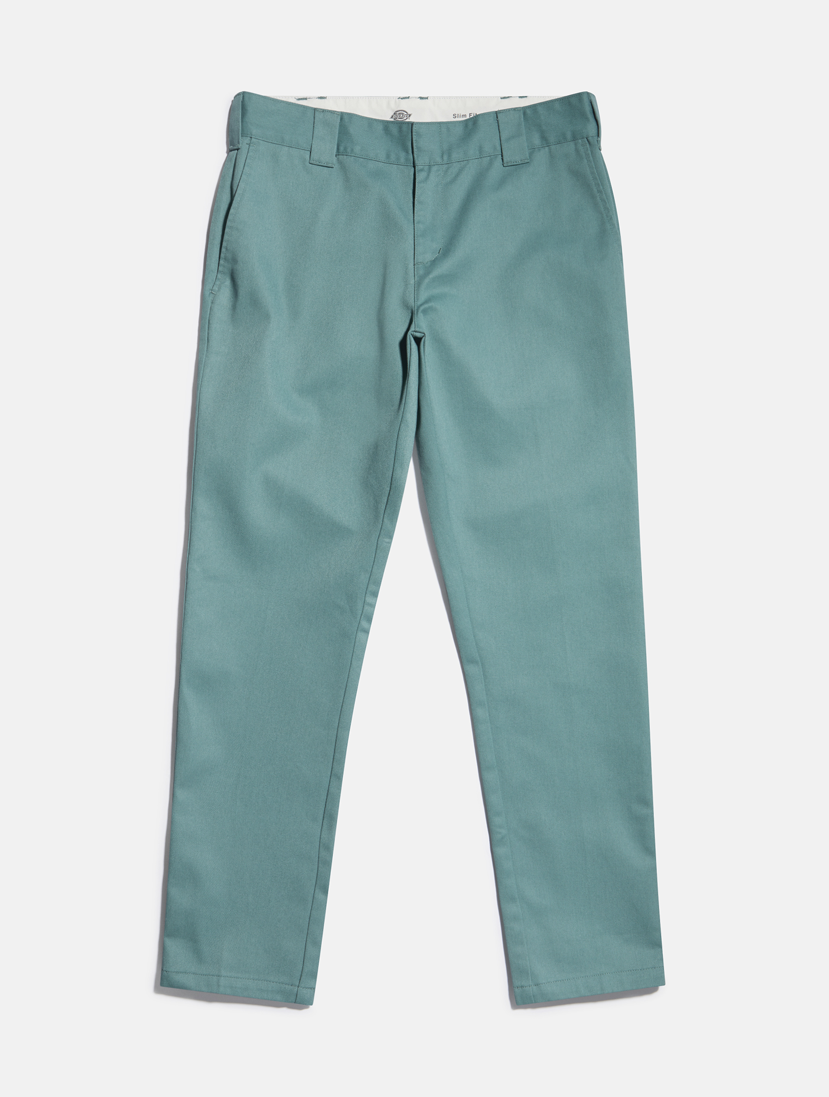 Light green,blue trousers by Dickies