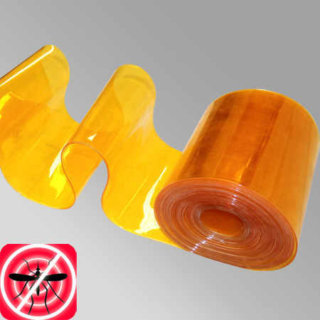PVC para Cortina Hawaiana PVC Insectos