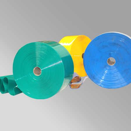 PVC para Cortina Hawaiana Colores Sólidos