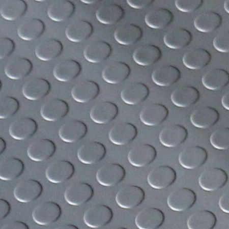 Tapete de PVC con Círculos base Tela