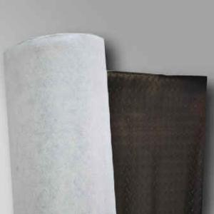 Tapete de PVC tipo Lámina base Tela