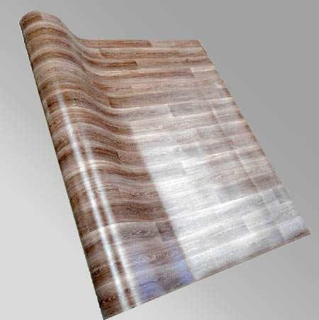 Piso de PVC tipo Madera Laminada
