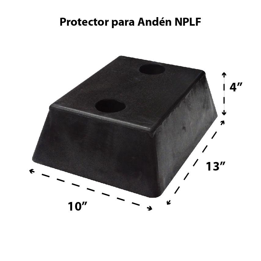Tope para Andén NPLF
