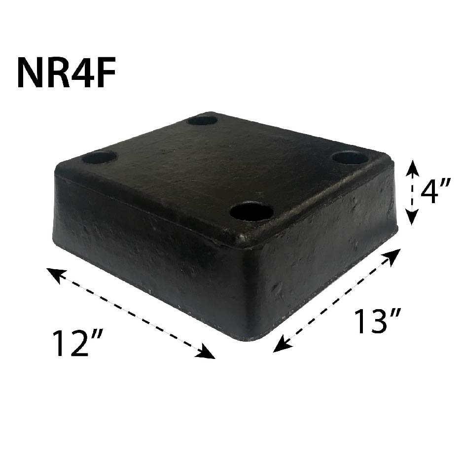 Tope para Andén NR4F