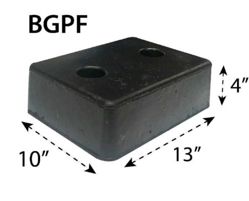 Tope para Andén BGPF