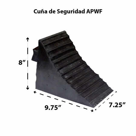 Cuña de Seguridad APWF