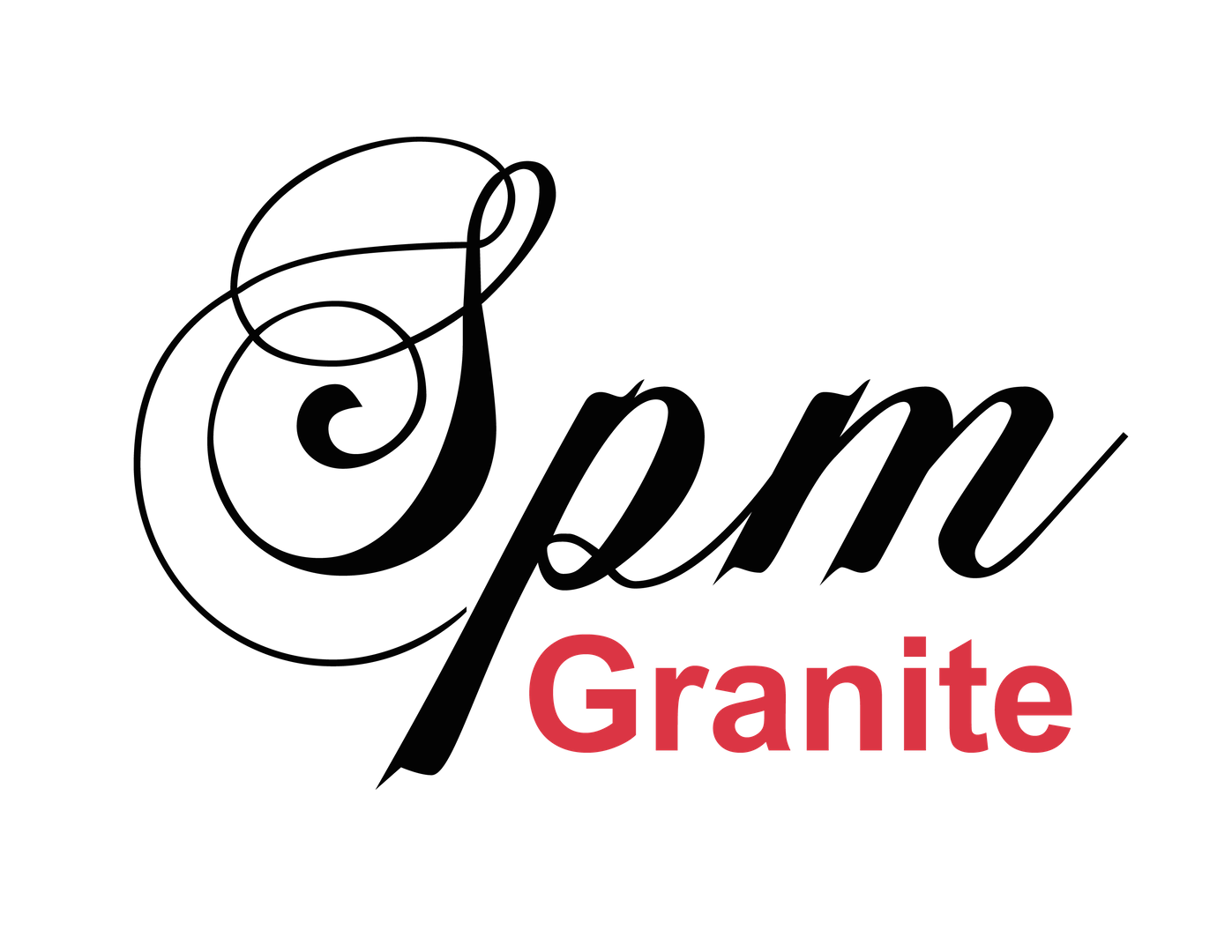 SPM Granite Logo