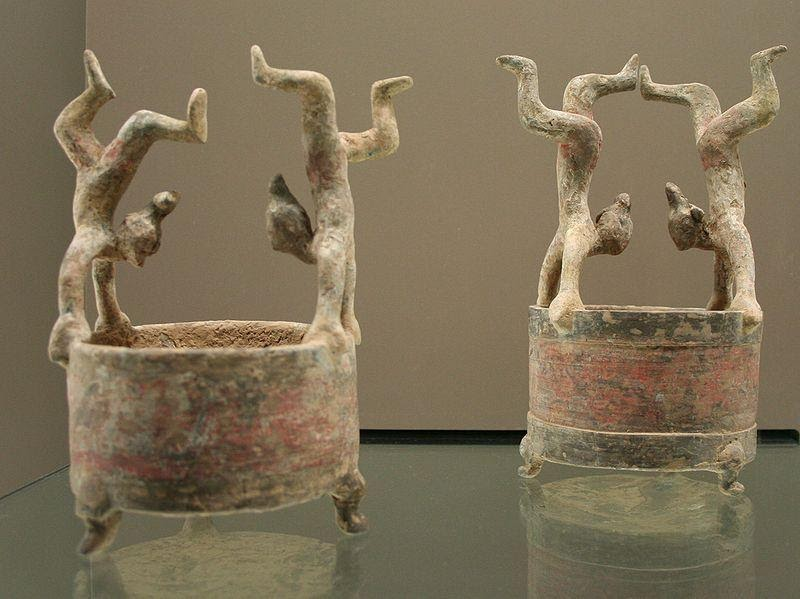 Pin by Vandy Hall on Juggling and movement art history | Pottery sculpture,  Chinese ceramics, Ceramic art