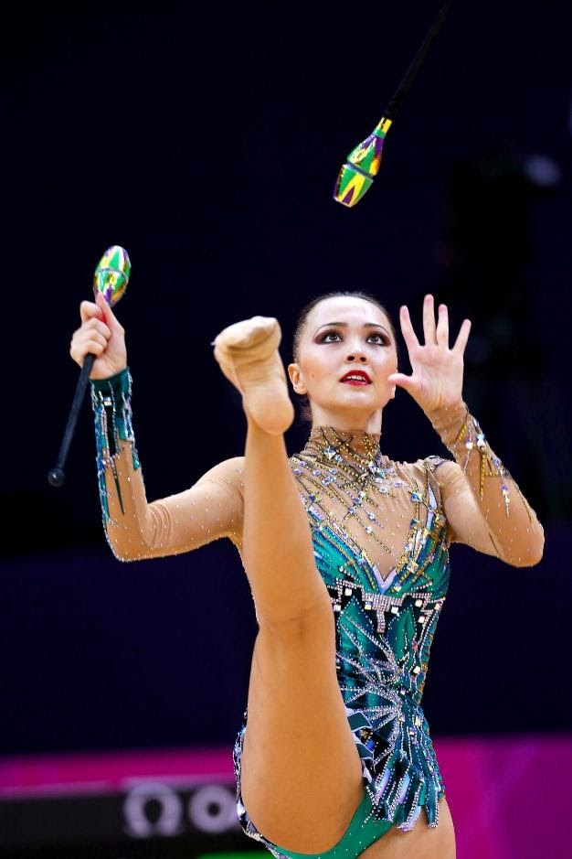 Rhythmic Gymnastics Remains Women-Only at Olympics - The New York Times