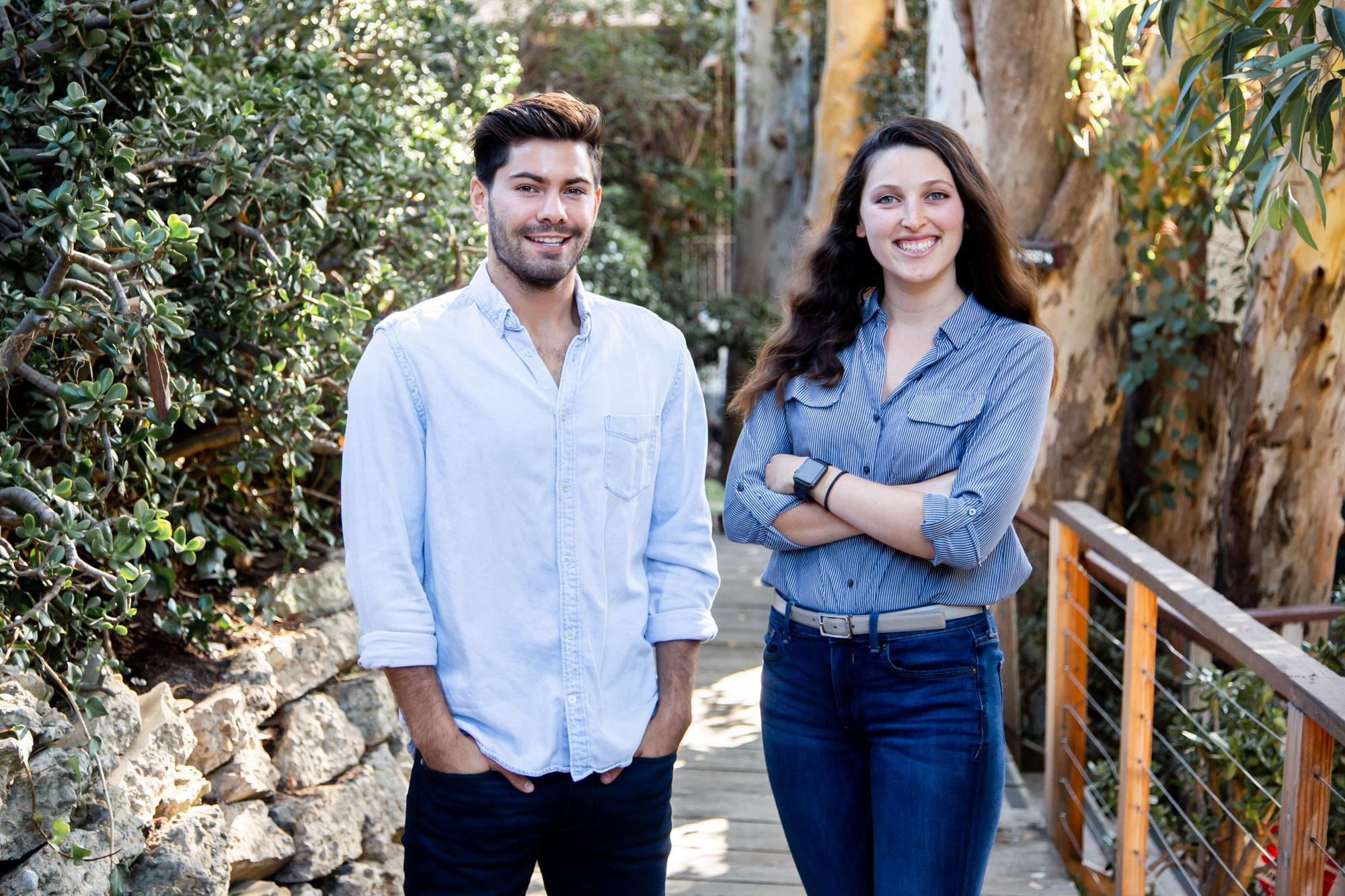 #BYOB: Meet Samantha Pantazopoulos & Dylan Barbour of Vizer App