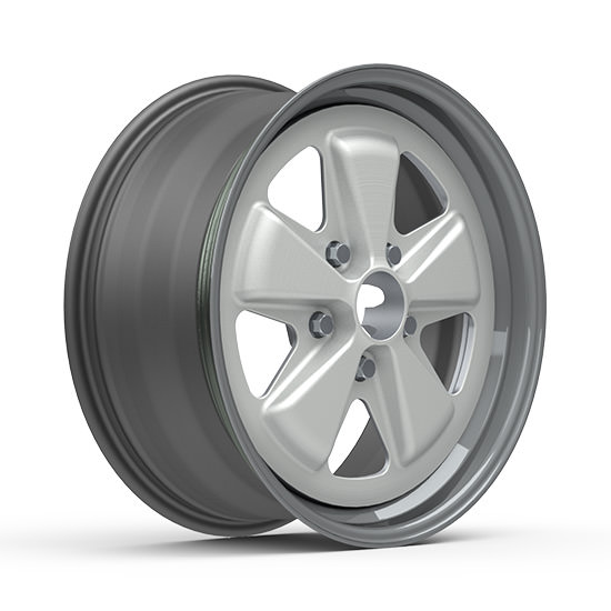 FFR Wheel Side View