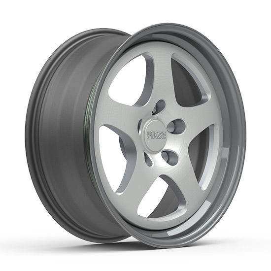 FM5 Wheel Side View
