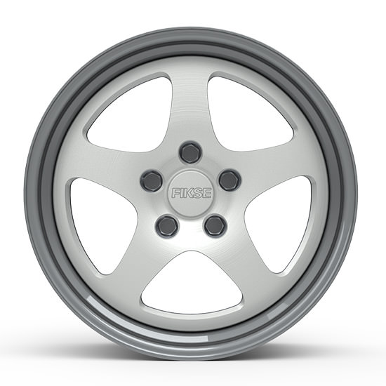 FM5 Wheel Front View