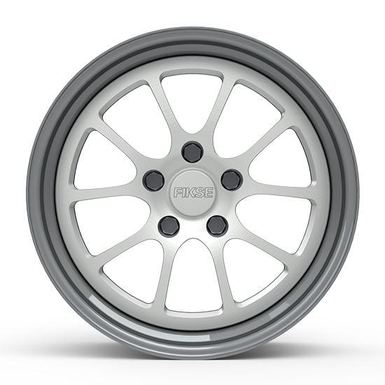 MACH-V Wheel Front View