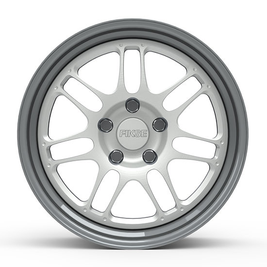 PROFIL-7S Wheel Front View