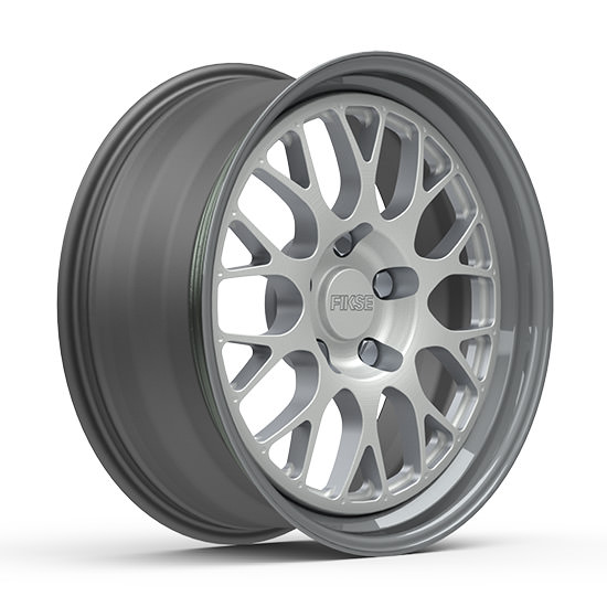 PROFIL-10 Wheel Side View