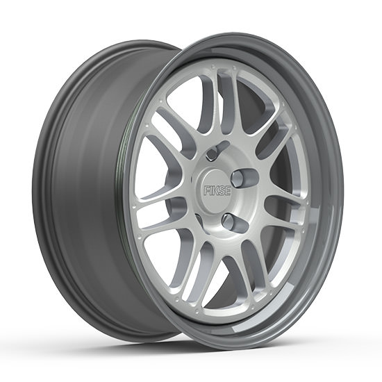 PROFIL-7S Wheel Side View