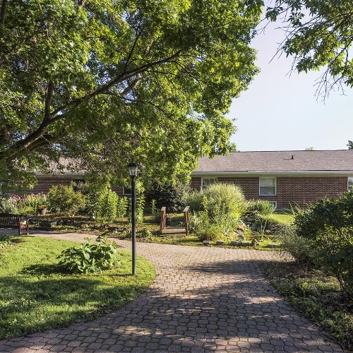 Assisted Living Apartment Rolla Presbyterian Manor