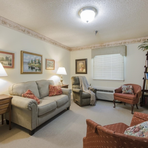 Assisted Living Rolla Presbyterian Manor Living Room