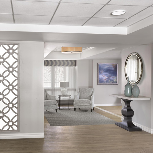 Independent Living at Topeka Presbyterian Manor Entry