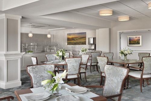 Experience Distinctive Dining