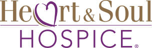 heart and soul hospice care logo