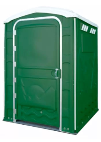 Wheelchair accessbile portable restroom