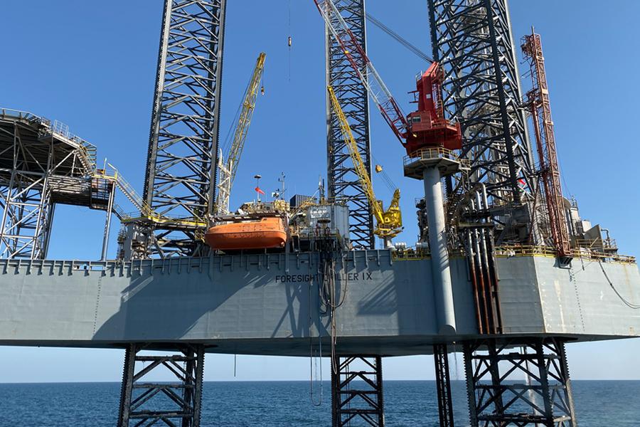 Masirah Oil Operations