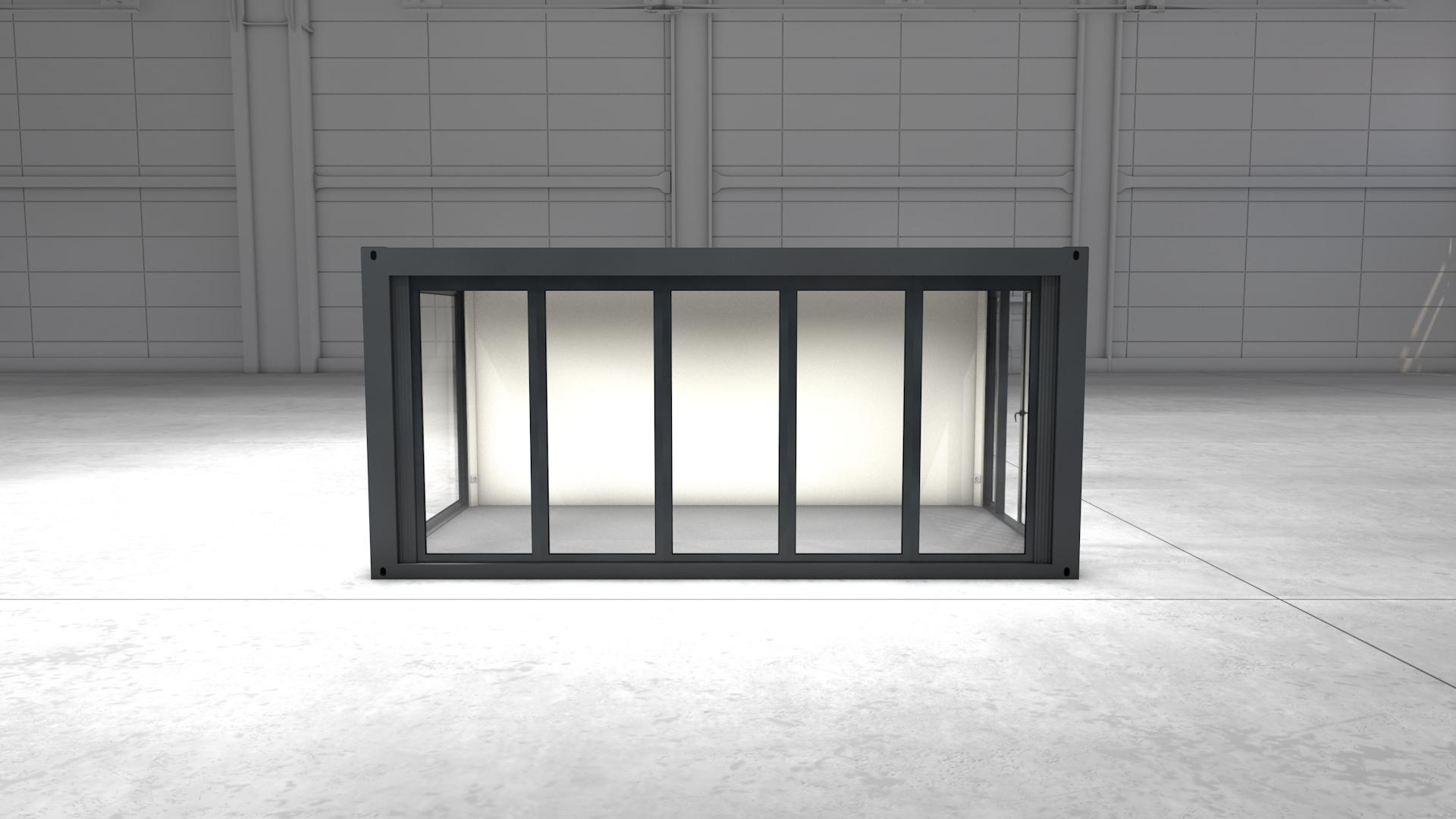 Premium Container 4 - Ansicht 1