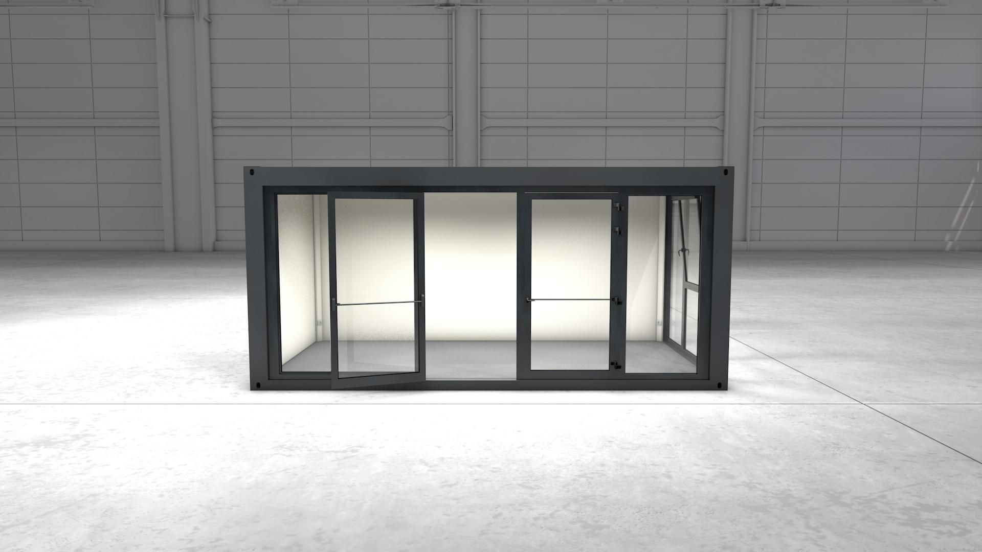 Premium Container 5 - Ansicht 1