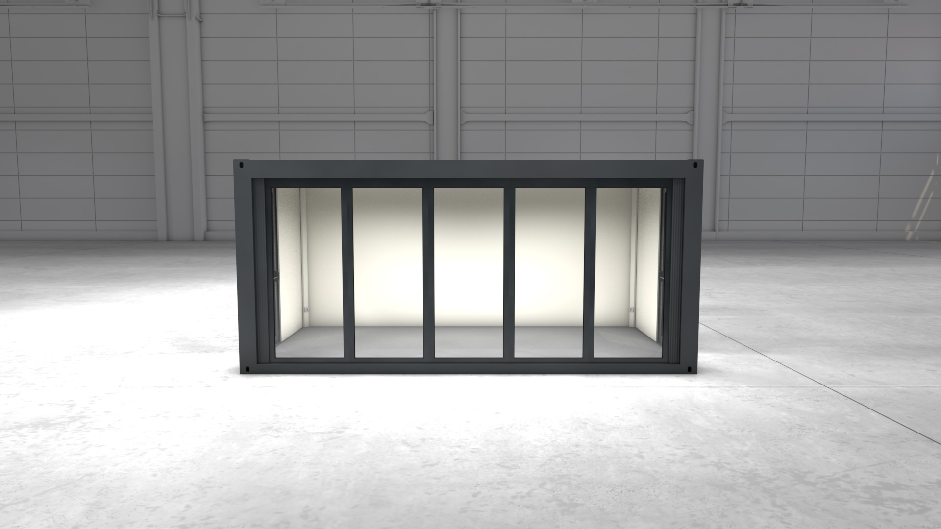 Premium Container 8 - Ansicht 1
