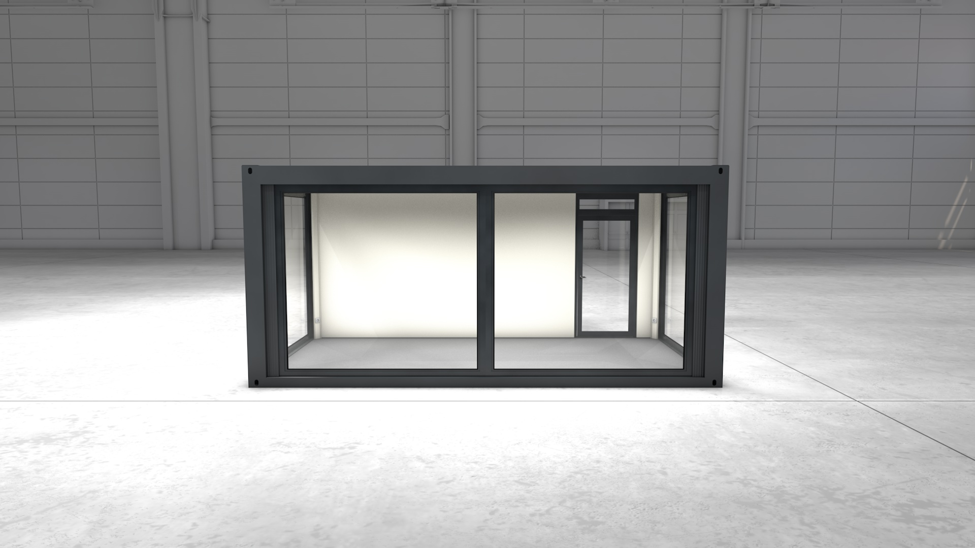 Premium Container 9 - Ansicht 1