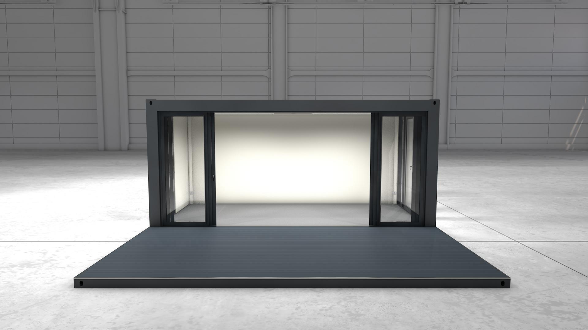 Premium Container 11 - Ansicht 1