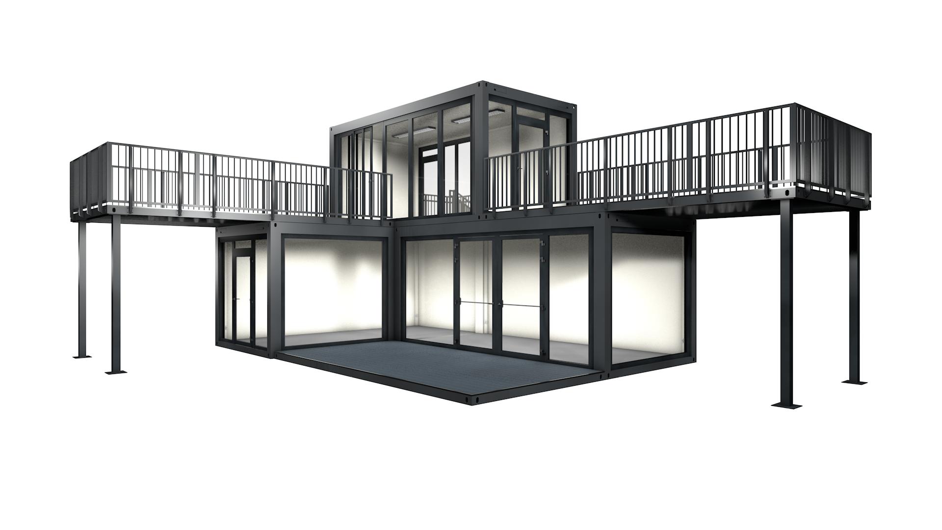 Premium Container M 22 - Ansicht 1