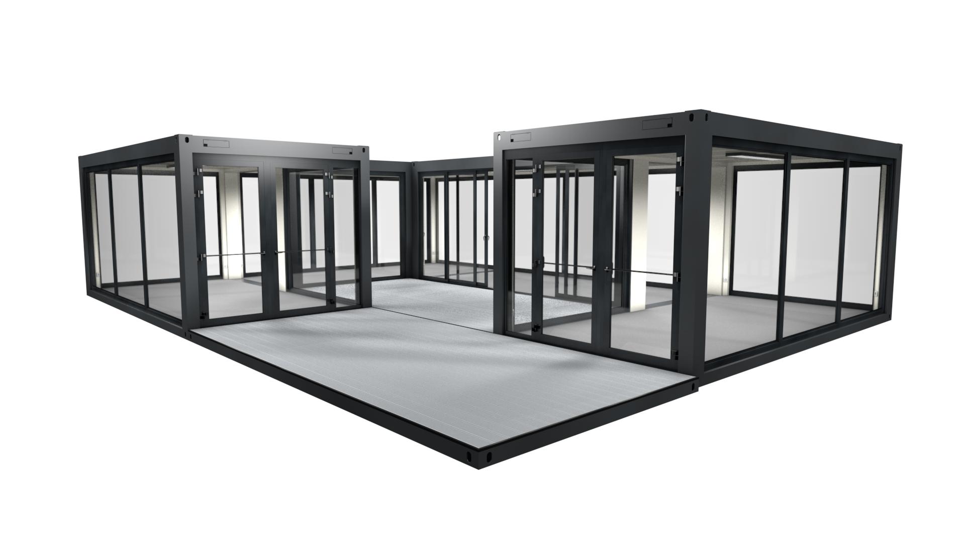 Premium Container M 23 - Ansicht 1