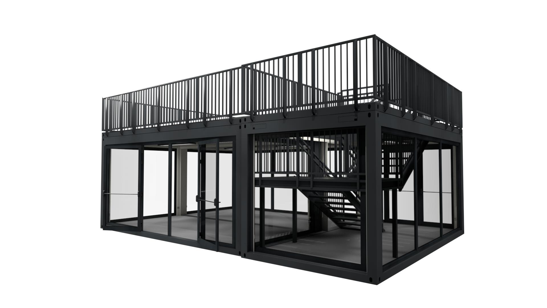 Premium Container M 24 - Ansicht 1
