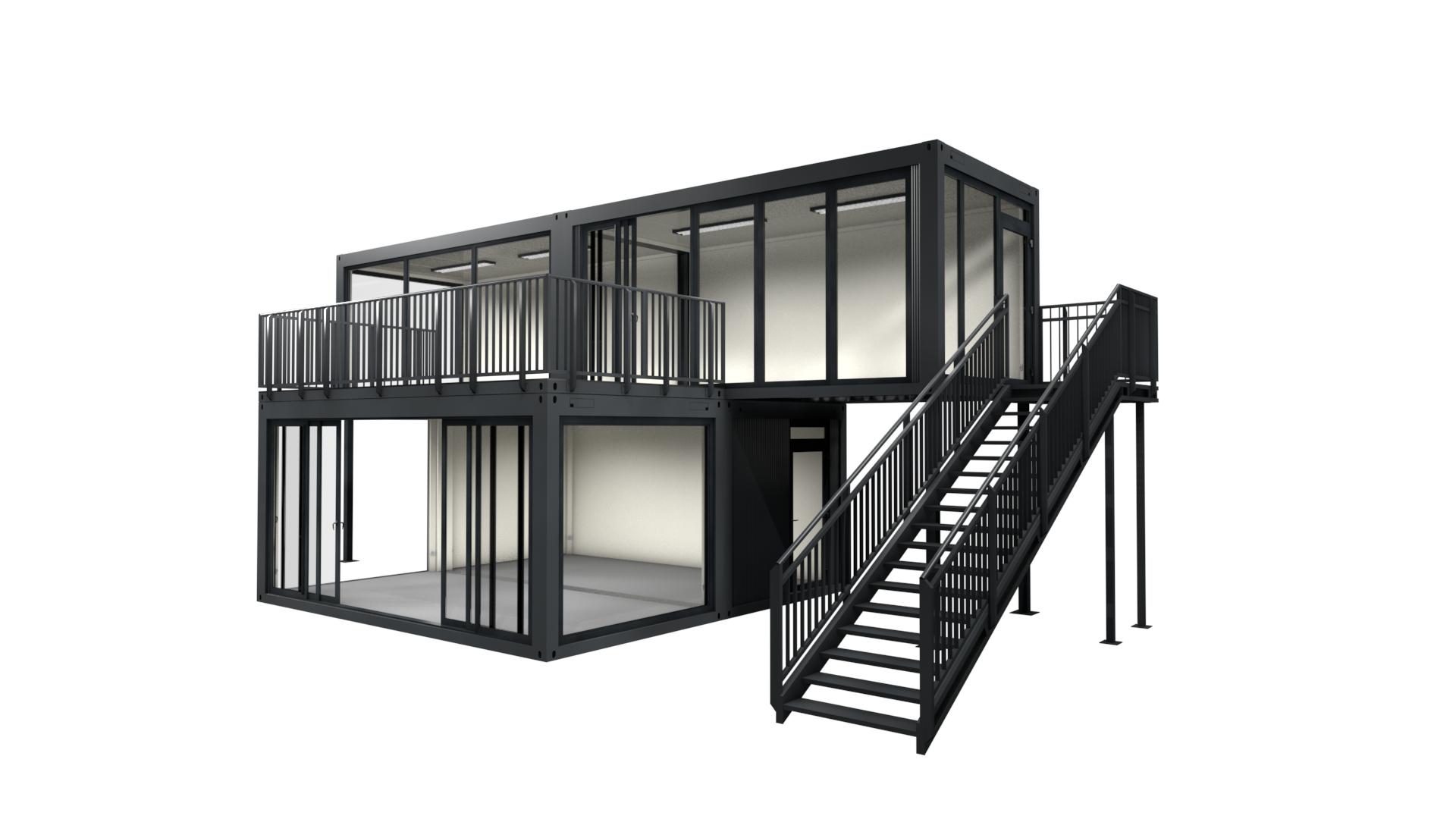 Premium Container M 28 - Ansicht 1
