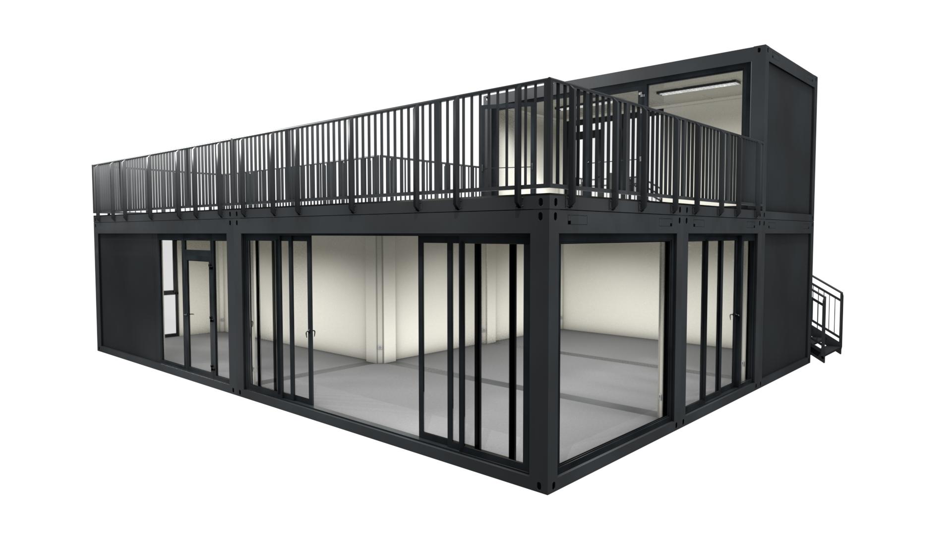 Premium Container M 32 - Ansicht 1