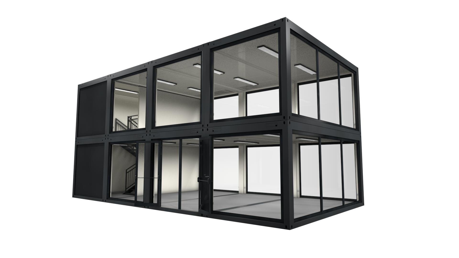 Premium Container M 34 - Ansicht 1