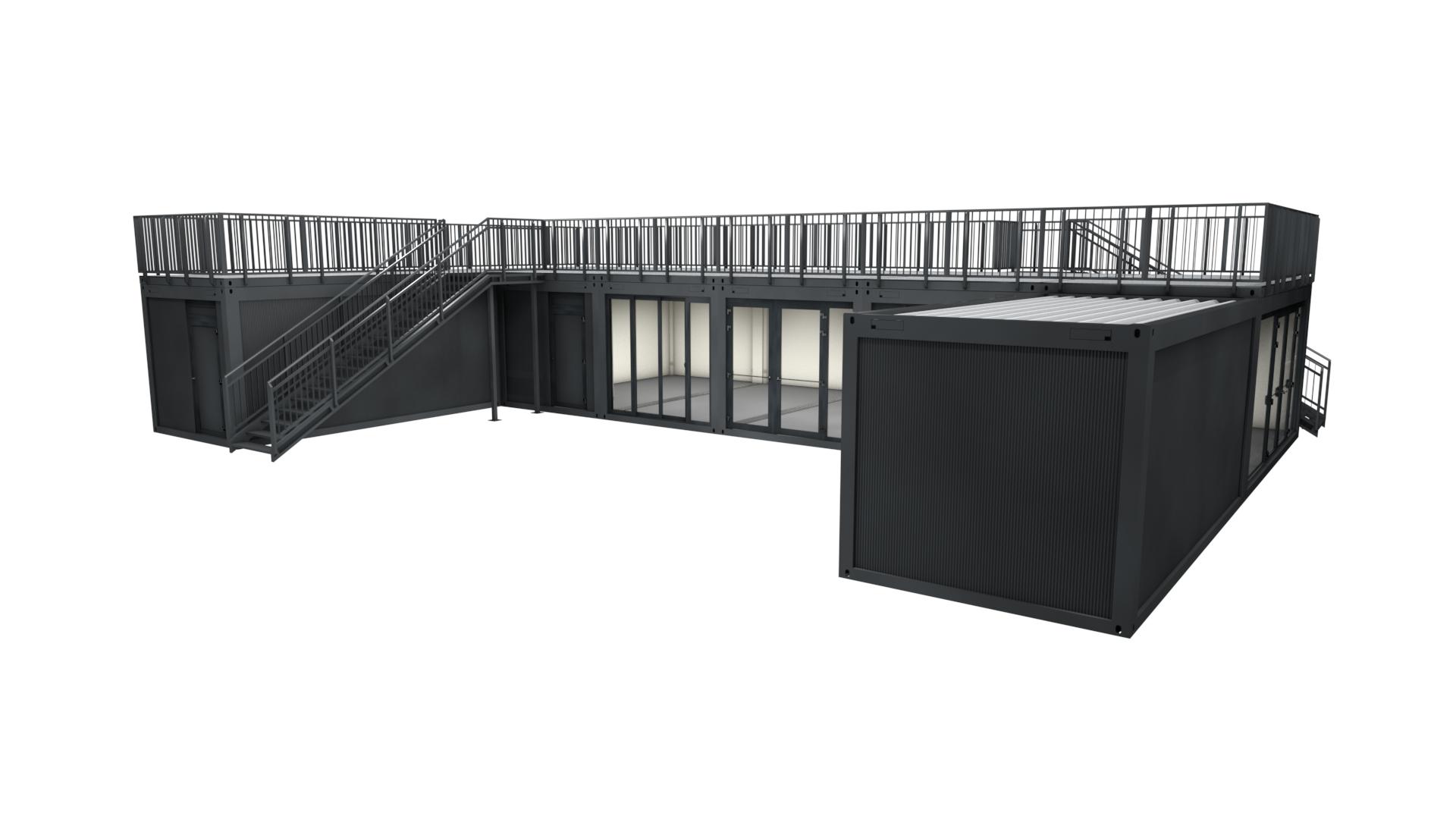 Premium Container M 33 - Ansicht 1