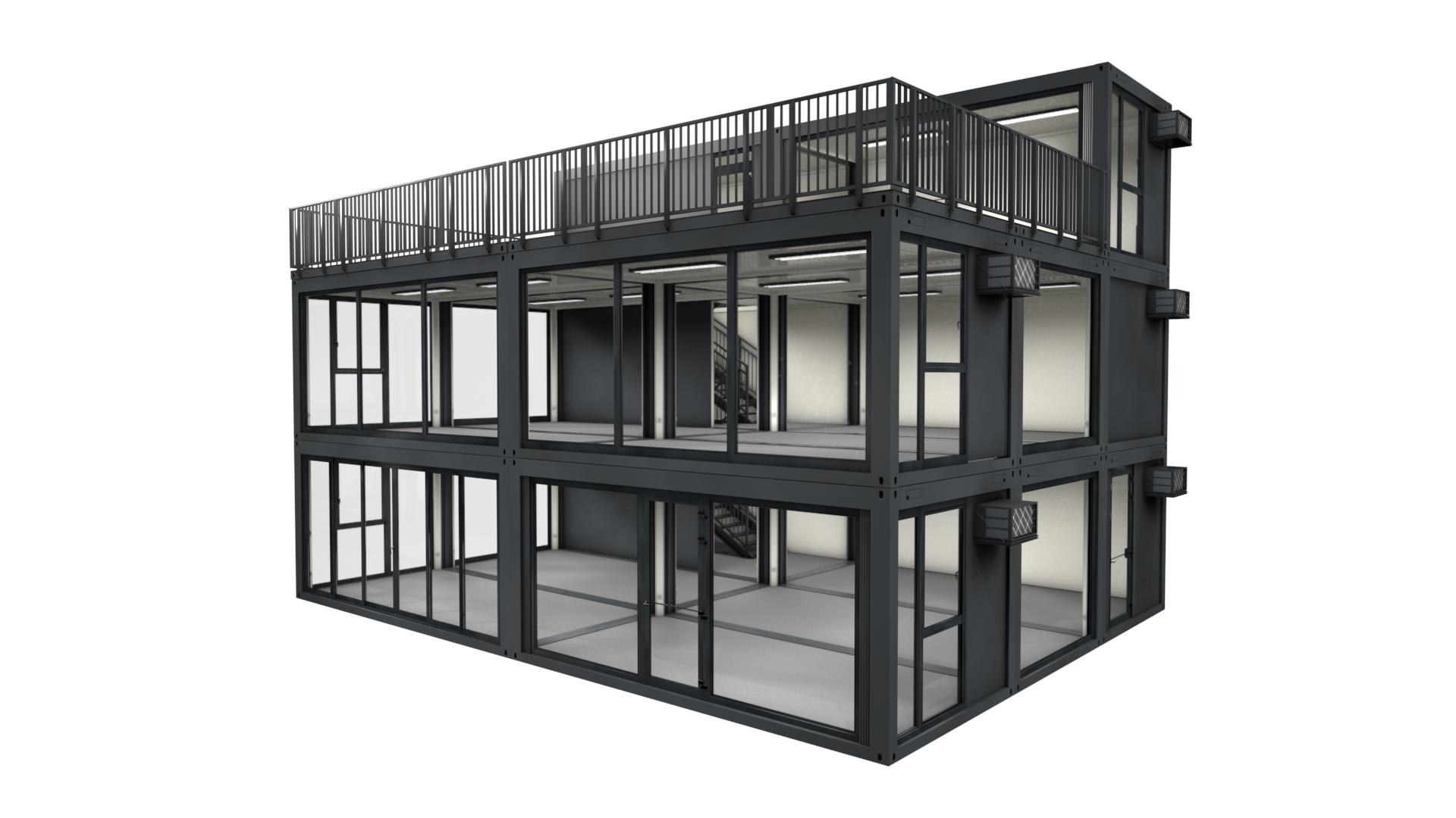 Premium Container M 41 - Ansicht 1