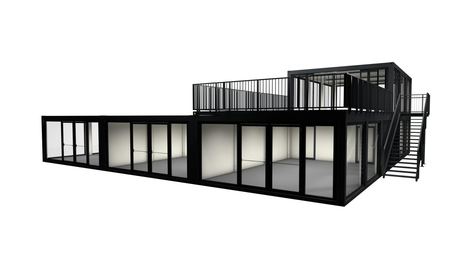 Premium Container M 36 - Ansicht 1