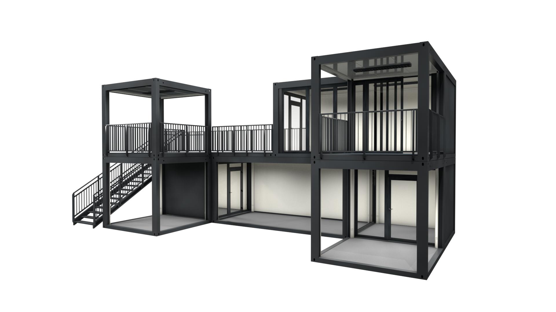 Premium Container M 39 - Ansicht 1